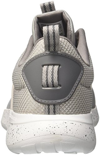 de Chaussures Racer adidas Footwear Three Two Grey White Cloudfoam Grey Gymnastique Lite 0 Homme Gris IHqIfRwx