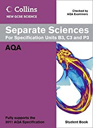 Collins New GCSE Science - Separate Sciences Student Book: AQA