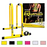 Lebert Fitness Equalizer Bars Total Body Strengthener,...