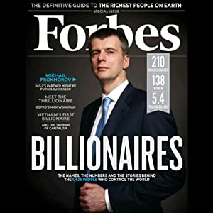 Forbes, March 11, 2013 Periodical