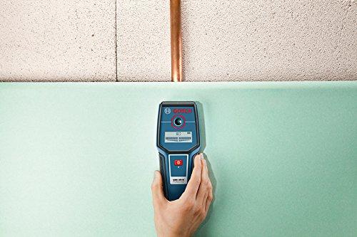 Bosch Entfernungsmesser Bauhaus : Bosch professional metalldetektor gms 100 m 1x 9v batterie