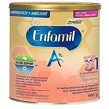 Enfamil A+ Baby Formula, Thickened Powder, 660g