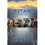 The Titan Series: Military Romance Box Set: 5 Romantic Suspense Love Stories