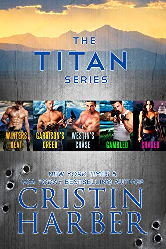 The Titan Series: Military Romance Box Set: 5 Romantic Suspense Love Stories