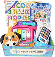 Your Fam Box - Toy Subscription Box - Girl 2-3 Year Old