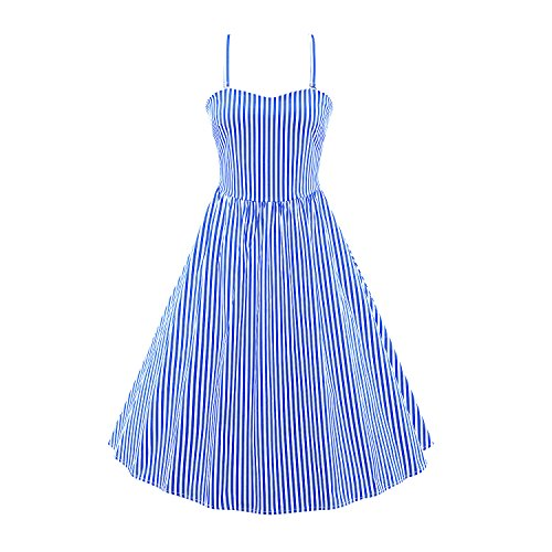 LUOUSE-Womens-1960s-Vintage-Rockabilly-Swing-Party-Cocktail-Housewife-Dress