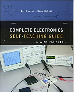 Buy Complete Electronics Self-Teaching Guide with Projects Book ...