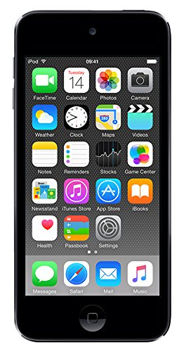 Apple iPod Touch Reproductor de MP4 32GB Gris - Reproductor MP3 (Reproductor de MP4, 32 GB, Lightning, Cámara incorporada, Gris, Auriculares incluidos): ...