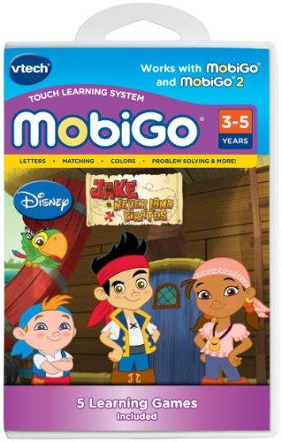 - VTech MobiGo Software Cartridge - Jake and the Never Land Pirates