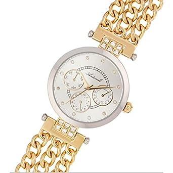 Armbanduhr Damen antoneli Stahl 33 mm weiß al0704 – 04