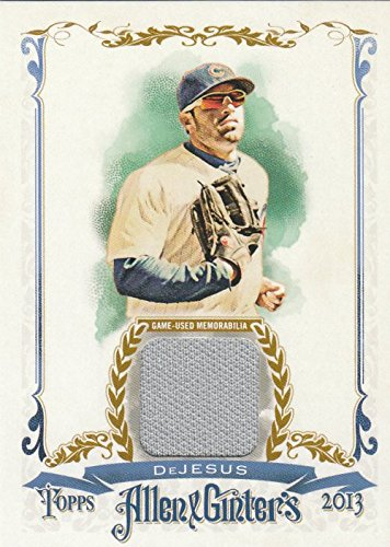 2013 Topps Allen and Ginter Relics #DDJ David