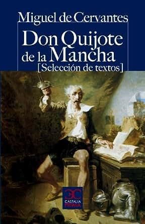 Don Quijote de la Mancha (CASTALIA PRIMA. C/P. nº 34