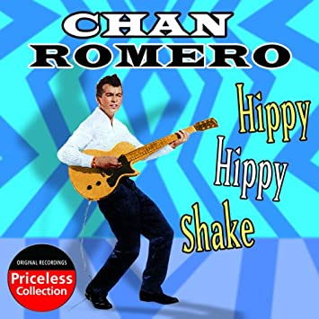 Image result for Chan Romero - Hippy Hippy Shake