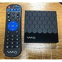 MAYORTEC Vuva Hub 3a TV Box 4K Android 10 Quad Core 1Gb/8Gb