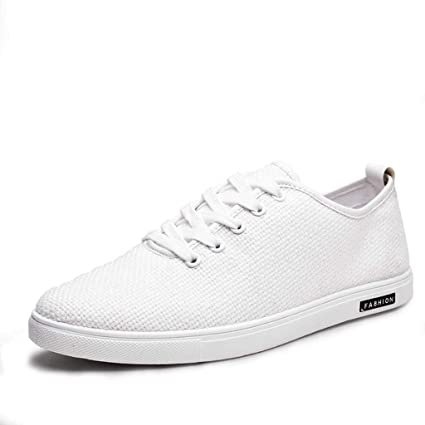 1a30a0794a044 Amazon.com: Men's Flat Lace Up Sneakers,Mosunx Athletic Teen Boys ...