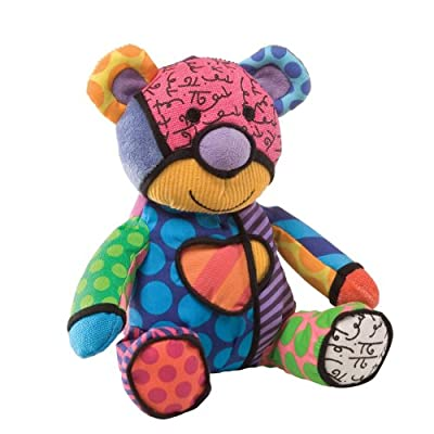 Gund Inches Britto From Enesco Mini Bear Stuffed Animal Plush by Gund