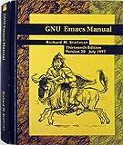 GNU Emacs Manual : Version 20. 1, Stallman, Richard M., 188211406X