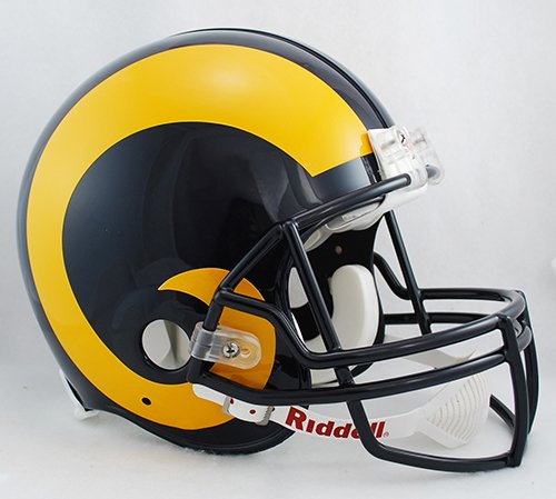 Riddell St. Louis Rams 1981-1999 Authentic Throwback Helmet by Riddell