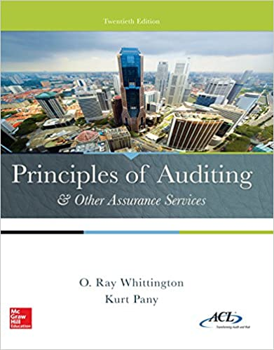Amazon principles of auditing other assurance services ebook principles of auditing other assurance services 20th edition kindle edition fandeluxe Images