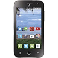 Net10 Alcatel Pop Star 2 4G LTE Prepaid Smartphone - White Box Packaging