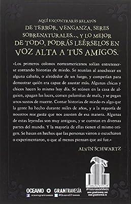 Historias de miedo: Para contar en la oscuridad Novela juvenil ...