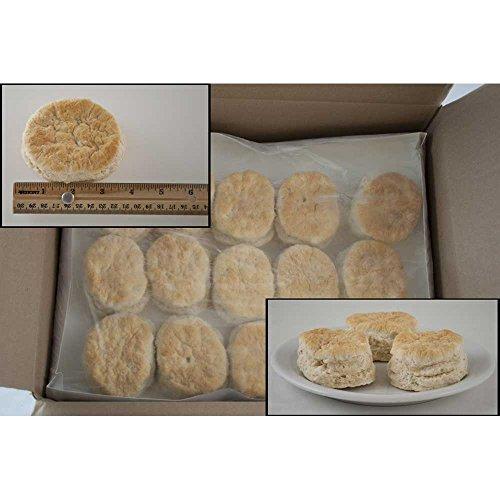 General Mills Pillsbury Baked Easy-Split Golden Buttermilk Biscuit, 2.85 Ounce - 75 per case.