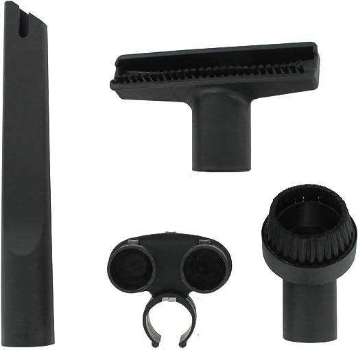 Universal Europart - Juego de accesorios para aspiradora (boquilla ...