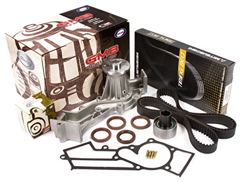 Evergreen TBK249MWP3 96-04 Nissan Infiniti SOHC Supercharged VG33E Timing Belt Kit GMB Water Pump 04 Nissan Frontier Xterra Supercharged