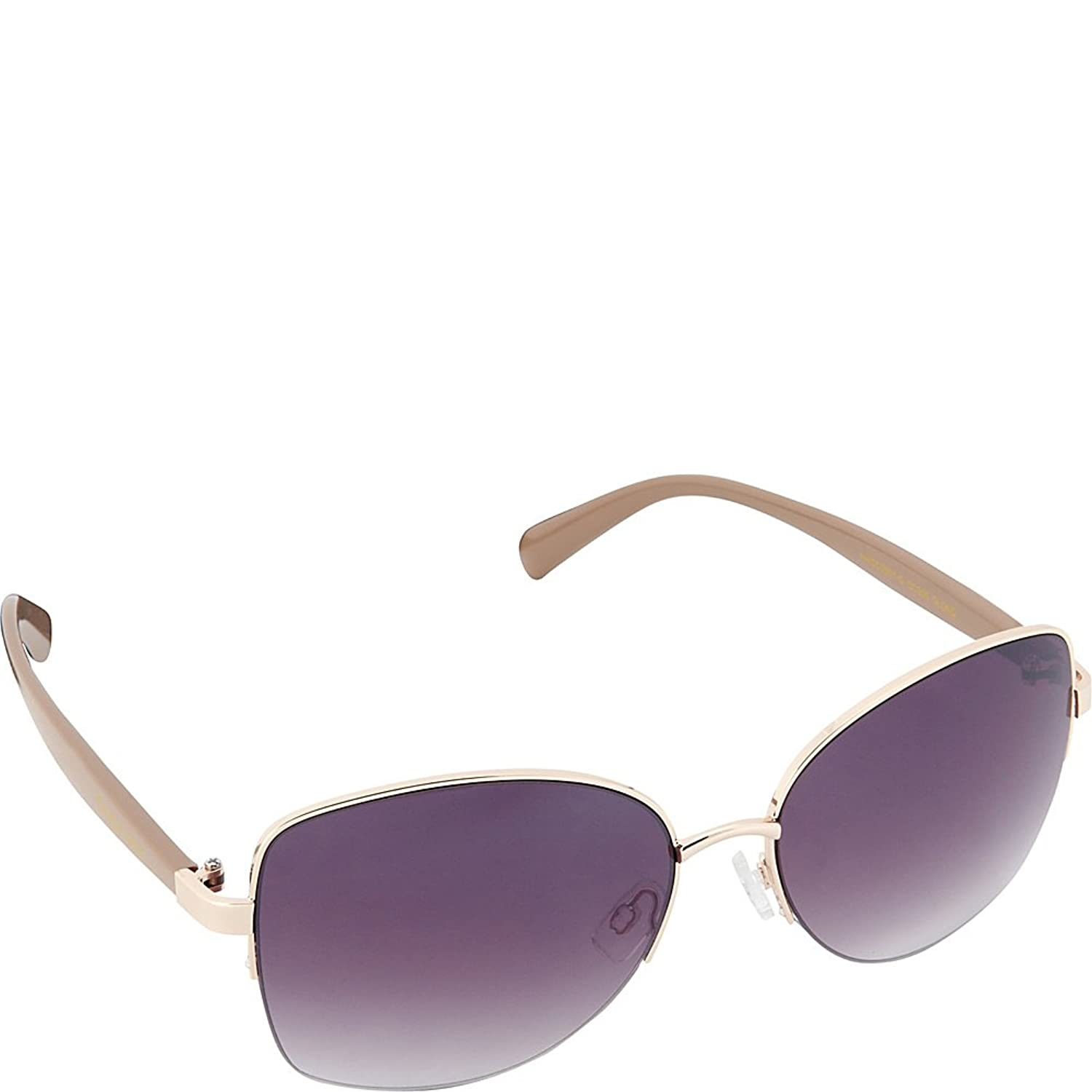 Circus by Sam Edelman Sunglasses Semi Rimless Sunglasses