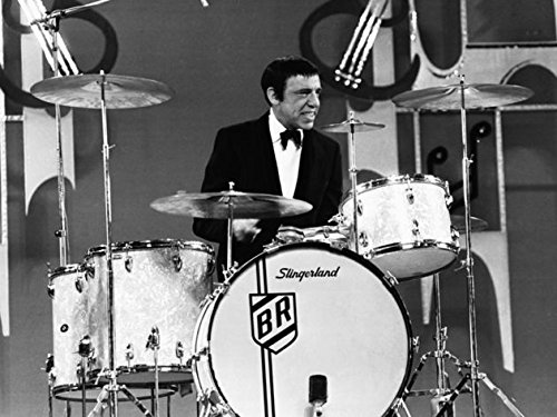 Buddy Rich Drumming Legend 8x10 Photo #23