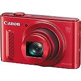 Canon PowerShot SX610 HS (Red) International Version (No Warranty)