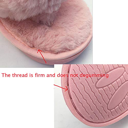 Indoor Memory Slippers Flop Pink Thong Women Outdoor Flip Slides Fashion Foam qwHXtf7t