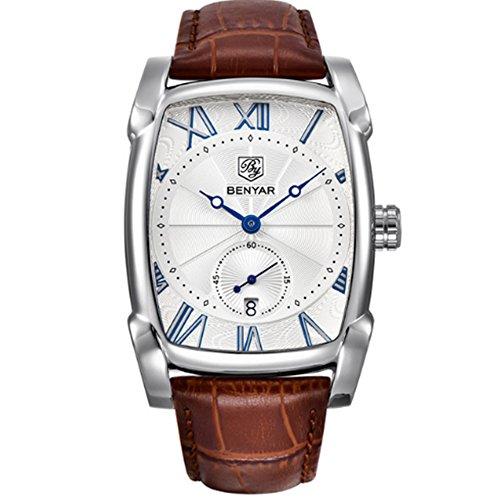 Rectangular Watch - 8