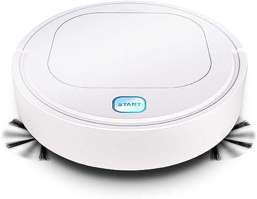 Volwco Robot Aspirador 3 en 1 Quiet Limpiador automático de vacío ...