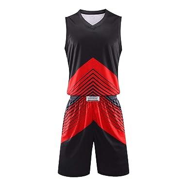 WRPN Jerseys De Baloncesto Set, Kit Deportivo Camisas ...