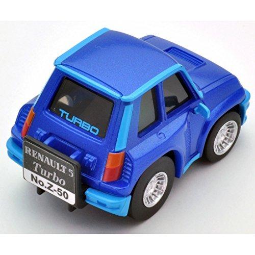 Amazon.com: Japan Import Choro Q zero Z-50b Renault 5 Turbo (blue): Toys & Games