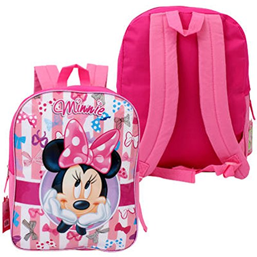 Disney Minnie Mouse Backpack 15