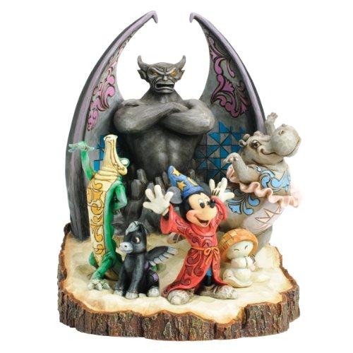 Enesco Disney Traditions by Jim Shore Fantasia Figurine, 8.125-Inch