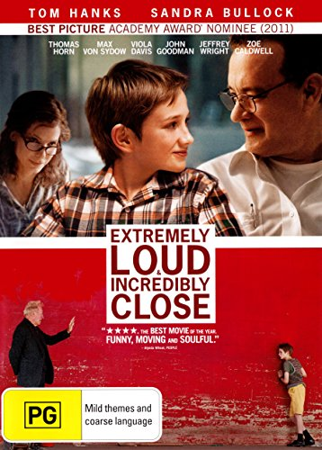 Extremely Loud and Incredibly Close DVD