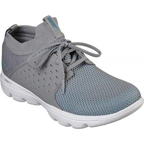 (スケッチャーズ) Skechers レディース ランニング?ウォーキング シューズ?靴 GOwalk Evolution Ultra Turbo Walking Shoe [並行輸入品]