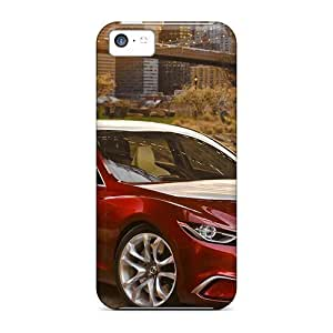 GoldenArea Design High Quality Mazda Takeri Concept 2012 Cover Case With Excellent Style For Iphone 5c