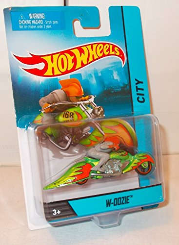 mattel-hot-wheels-city-w-dozie-green-orange-flamed-motorcycle