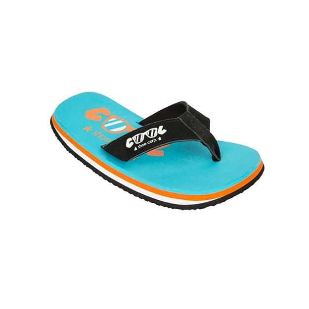 Cool Shoes Original Pi CURACAO  Blau Flip Flops Sandalen Zehentrenner Strandlatschen Badeschlappe