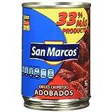 San Marcos, Chiles Chipotles Adobados, 290 g, 290 gramos