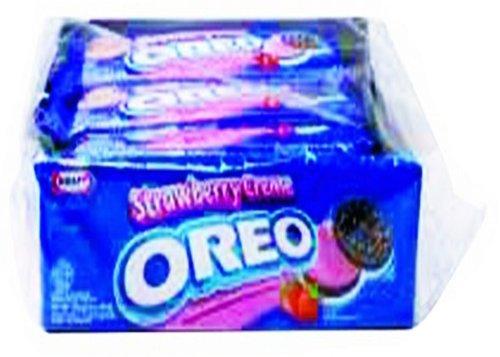 Cookie Sandwich Strawberry Flavor 29.4 g. 12 pack