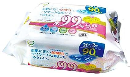 水99% 【お得2箱】 (2160枚×2箱) 2ケース Super 90枚×24個 新生児からのおしりふき