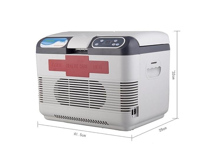 MTTLS Nevera Termoeléctrica 12v refrigerador de coche más caliente ...