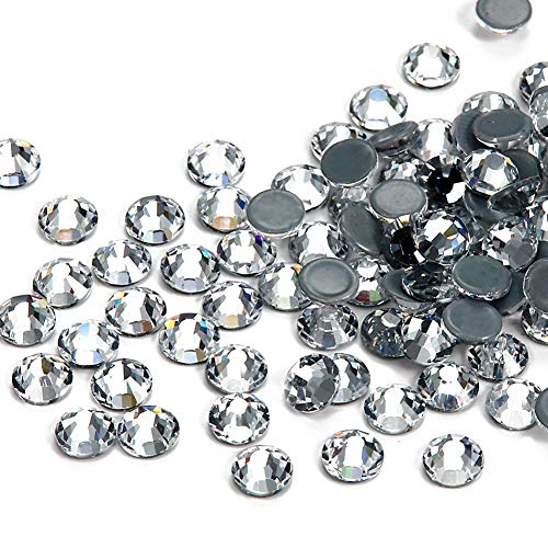 Crystal Clear Hotfix Crystals, Hot Fix Rhinestones