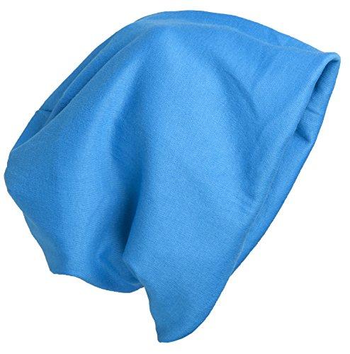 Básico Real punto Brubaker Azul Gorro de hombre para qwqtaC6