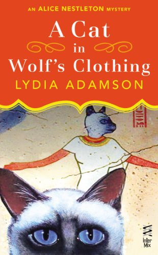 A Cat In Wolf's Clothing: (InterMix) (Alice Nestleton Mystery Book 3) (Intermix Clothing)